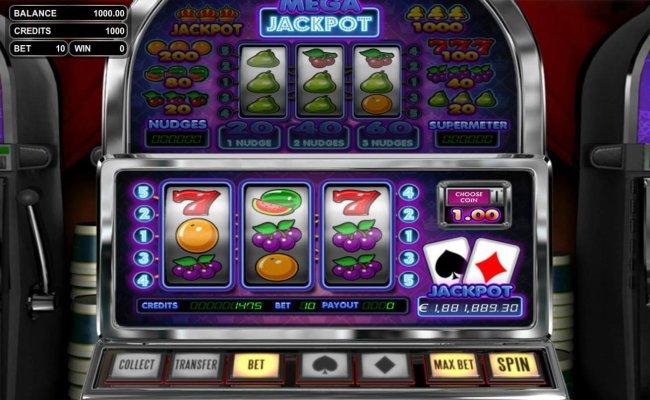 Mega Jackpot by Free Slots 247