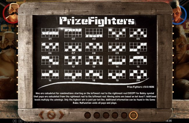 Prize Fighters by Free Slots 247