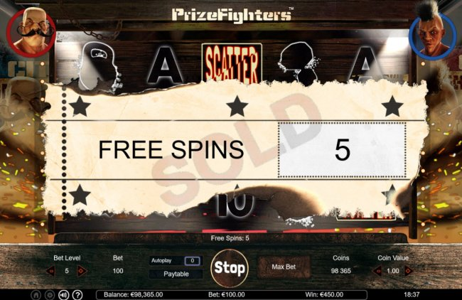 Free Slots 247 - Free games can be re-triggered