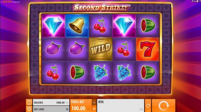Second Strike by Free Slots 247