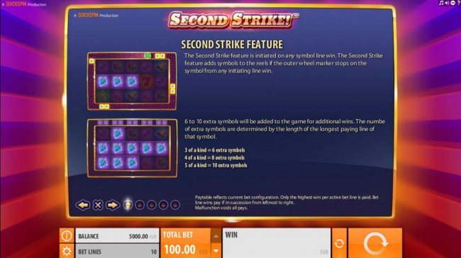 Images of Second Strike