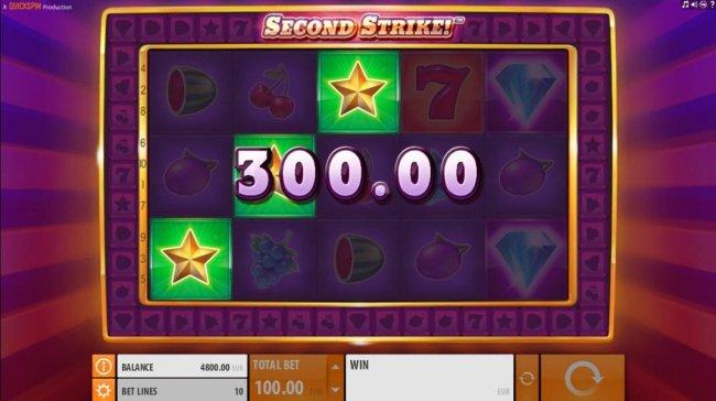 Free Slots 247 image of Second Strike