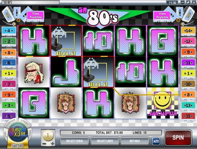 So 80's by Free Slots 247