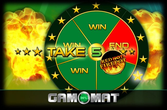 Free Slots 247 image of Take 5 Red Hot Firepot