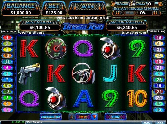 Free Slots 247 image of Dream Run