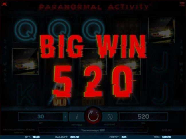 Paranormal Activity screenshot