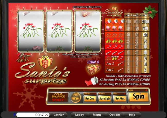 Santa's Suprize screenshot