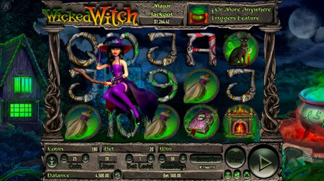 Images of Wicked Witch