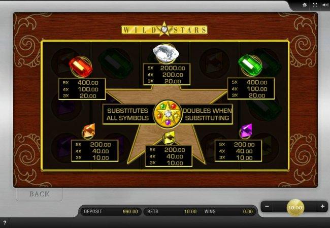 Wild Stars screenshot