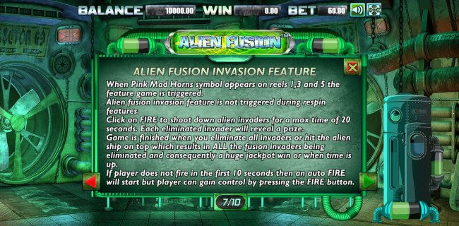 Images of Alien Fusion