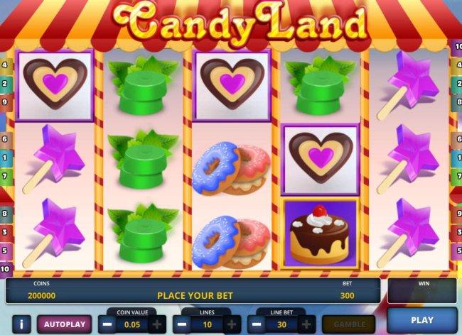 Candy Land screenshot