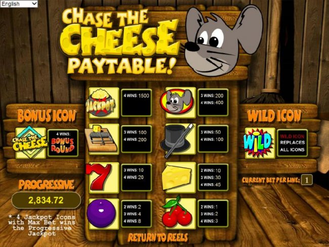 Chase the Cheese screenshot
