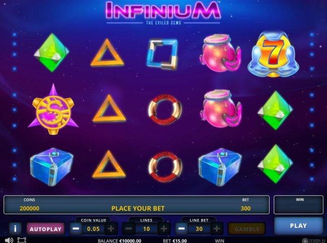 Infinium The Exiled Gems screenshot