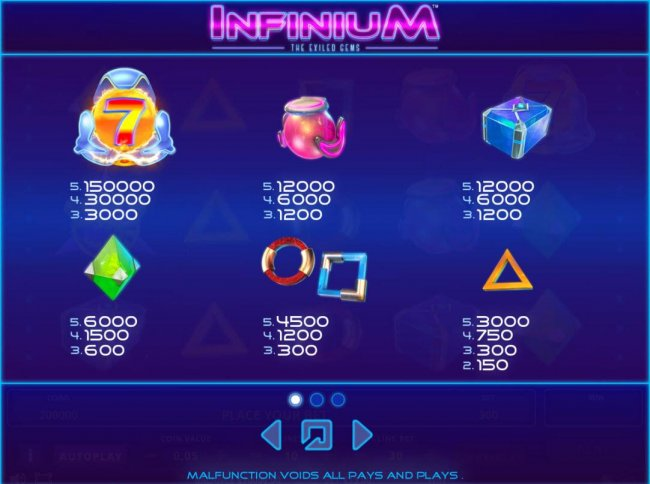 Images of Infinium The Exiled Gems