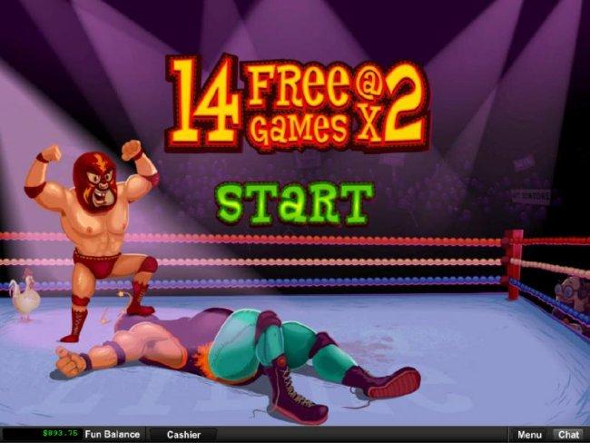 Lucha Libre screenshot