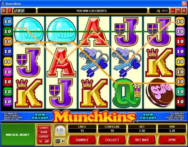 Munchkins by Free Slots 247
