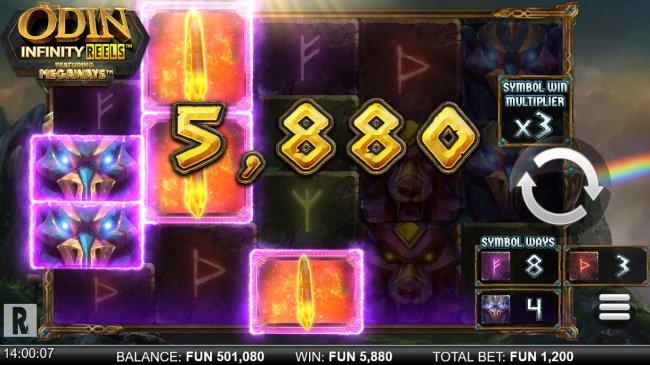 Odin Infinity Reels Megaways by Free Slots 247