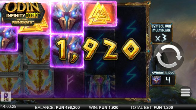 Free Slots 247 - A four of a kind win