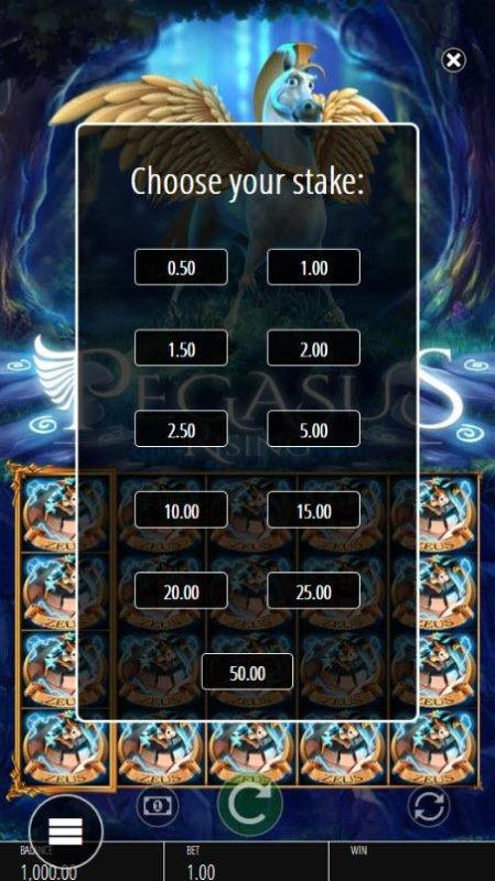 Free Slots 247 image of Pegasus Rising