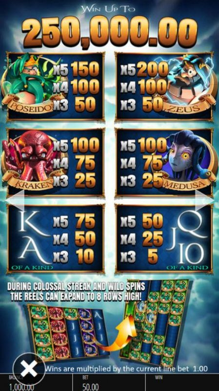 Pegasus Rising by Free Slots 247