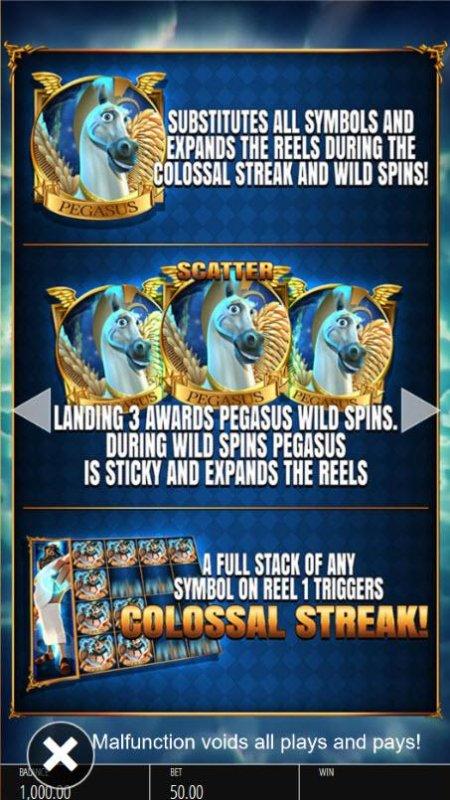 Images of Pegasus Rising
