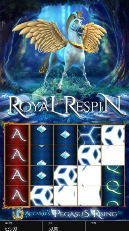 Free Slots 247 - Royal Respin Activated