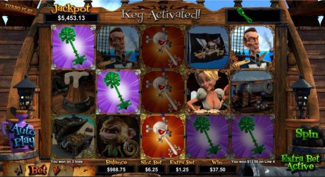 Free Slots 247 image of Pirate Isle