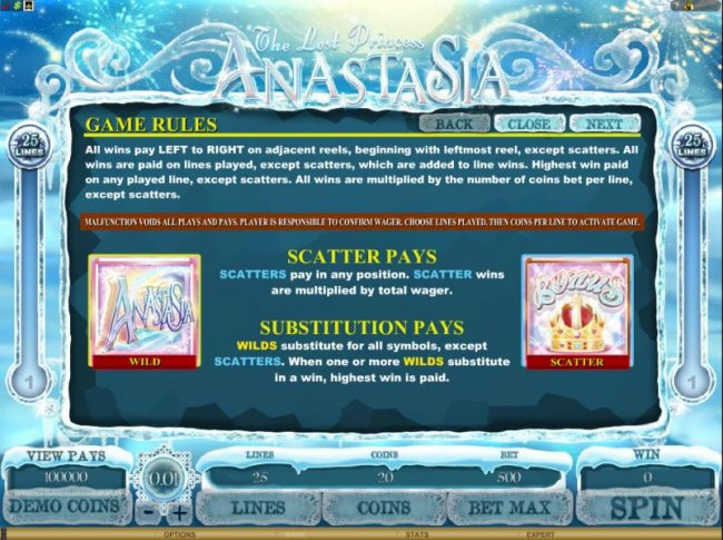 The Lost Princess Anastasia screenshot