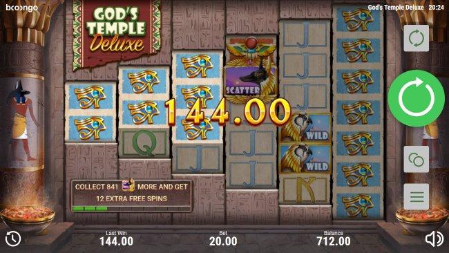 God's Temple Deluxe screenshot