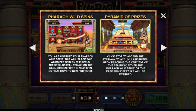 Free Slots 247 image of Pharaoh