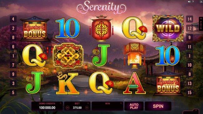 Free Slots 247 image of Serenity
