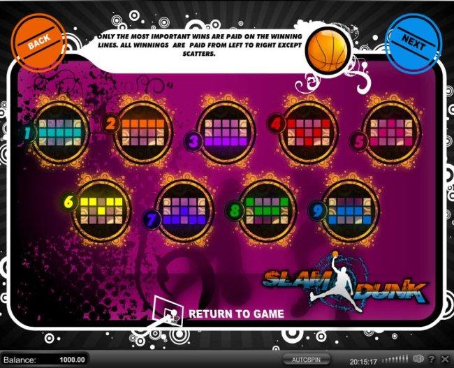 Slam Dunk by Free Slots 247