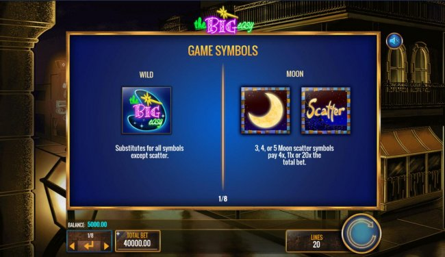 The Big Easy by Free Slots 247
