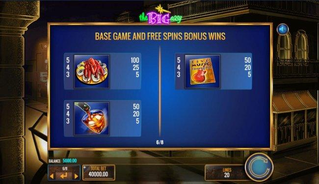 The Big Easy screenshot