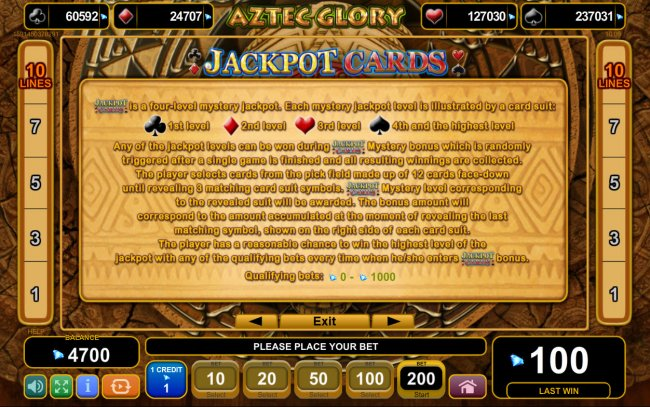 Aztec Glory by Free Slots 247
