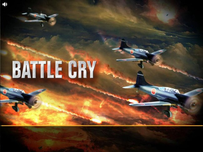 Battle Cry by Free Slots 247