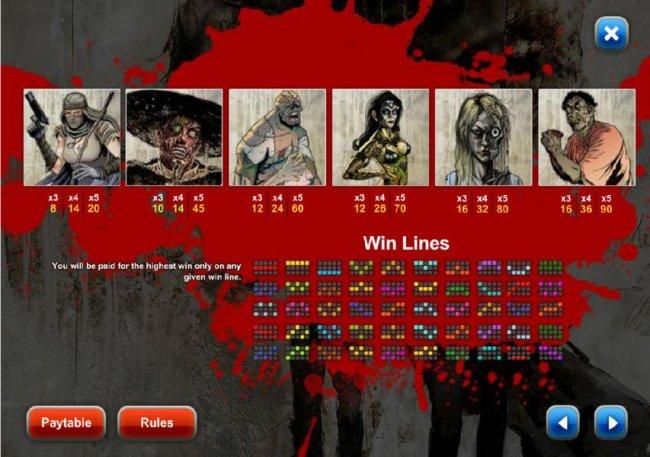 Deadworld screenshot