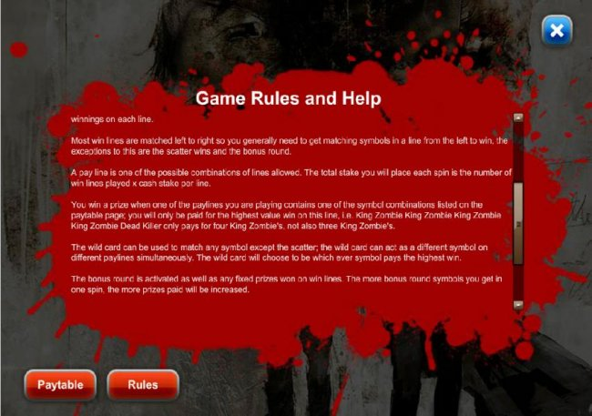 Game Rules and Help - Part 2 - Free Slots 247