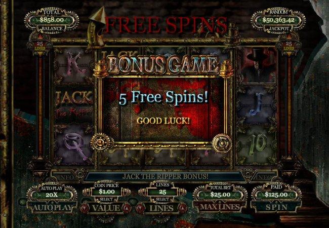 Jack the Ripper screenshot