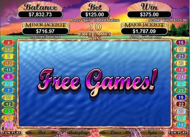Ocean Dreams by Free Slots 247