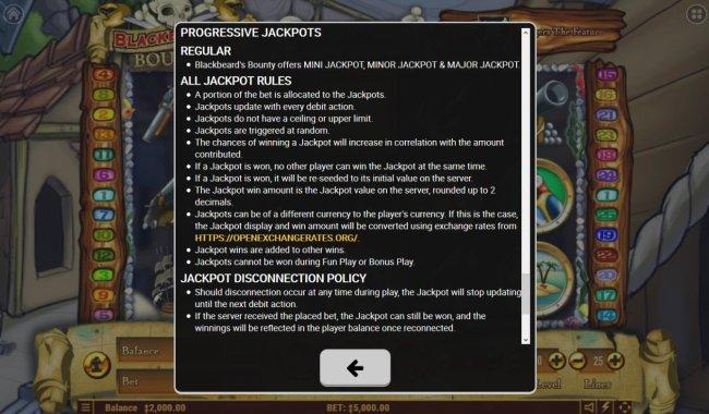 Progressive Jackpot Rules - Free Slots 247