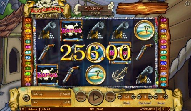 Blackbeard's Bounty by Free Slots 247