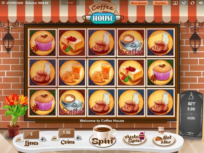 Rubies and Sapphires Slot Machine