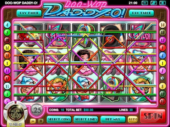 Free Slots 247 image of Doo-Wop Daddy-O