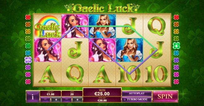 Images of Gaelic Luck
