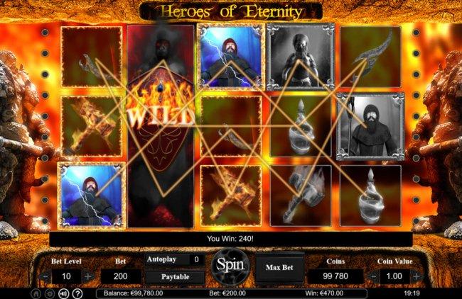 Heroes of Eternity by Free Slots 247