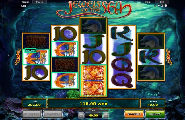 Free Slots 247 - A pair of x2 wild multipliers combines to trigger a big win.