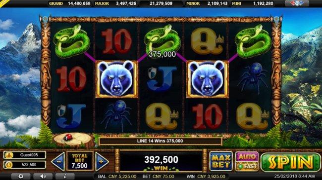 Free Slots 247 image of Spirit Bear