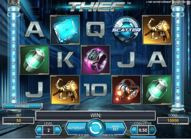 Thief by Free Slots 247