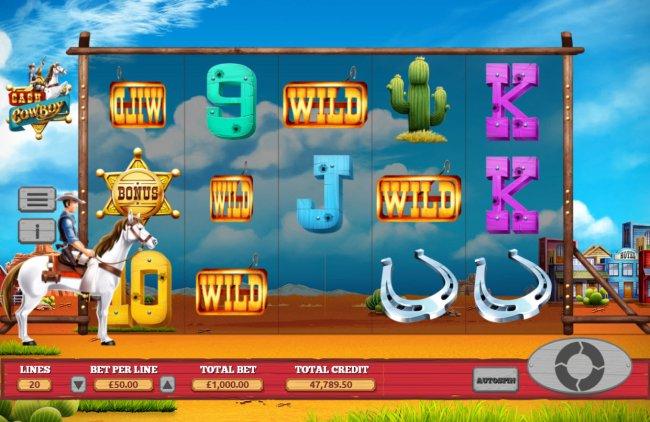 Cash Cowboy screenshot